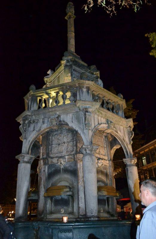 La Nocturne des coteaux à Liège - Belgique