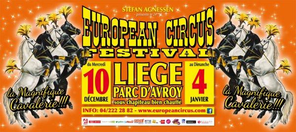 Le Cirque à l'Honneur