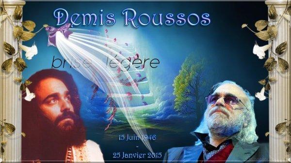 DECES DE DEMIS ROUSSOS