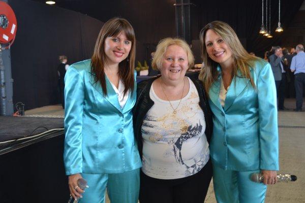 Julie et Tiffany chantent ABBA