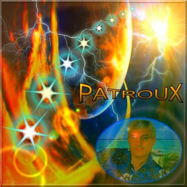 PATROUX et ses compositions musicales