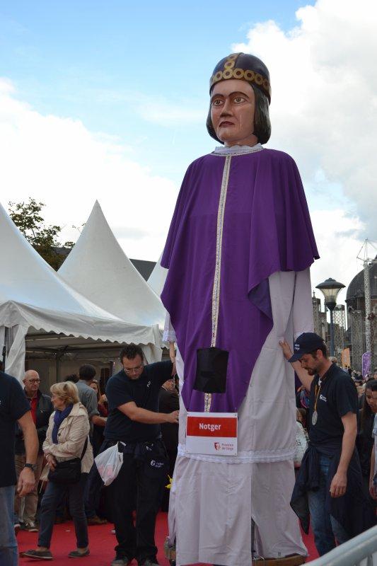 FÊTES DE WALLONIE 2015 -LIEGE - BELGIQUE