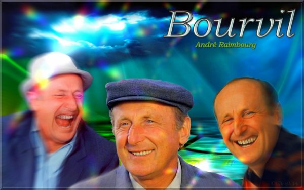 Bourvil on se souvient ...