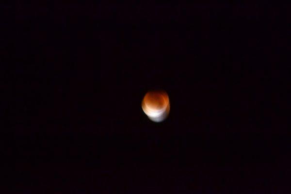 Eclipse de Lune de la nuit du 27 au 28 Septembre 2015