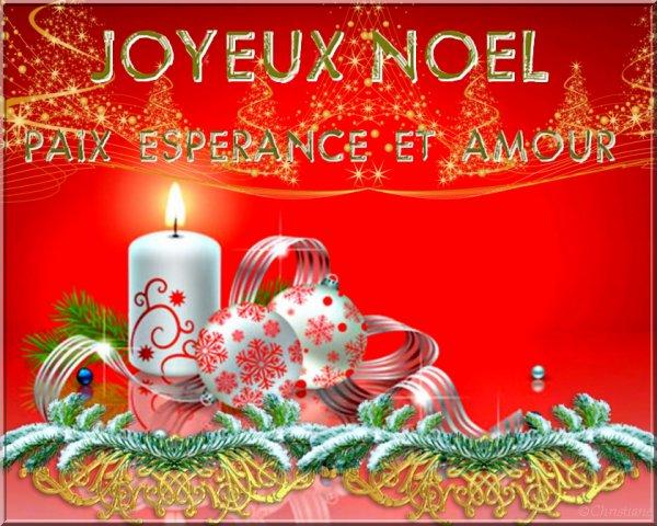 Noël Approche ...