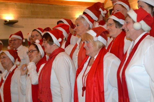 Noël Blanc - Chorale Les Valeureux Liégeois - 2015