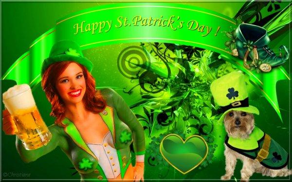 Bonne fête de la St Patrick
