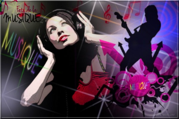 Vivre sans musique jamais ...