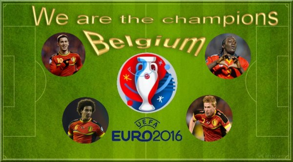 Belgique Supporters
