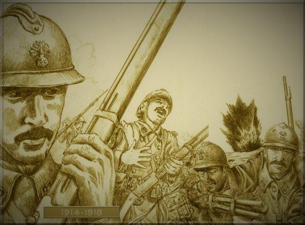 11 Novembre - Armistice - Hommage
