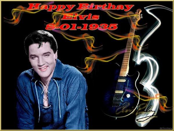 Elvis Presley- Mon Idole