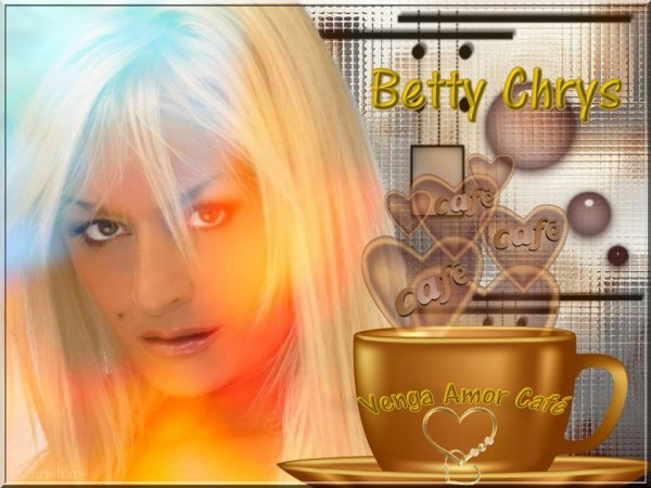 Venga Amor Cafe - Betty Chrys
