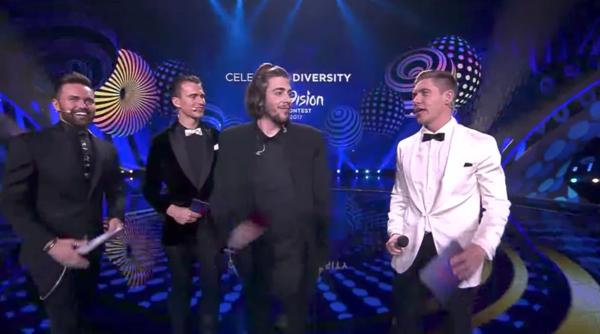Résultats Eurovision de la chanson 2017