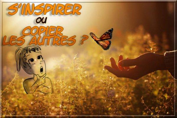 S'inspirer ou copier les autres ?