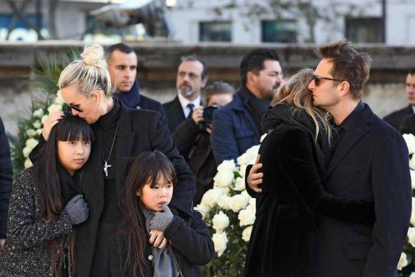 Funérailles de Johnny Hallyday