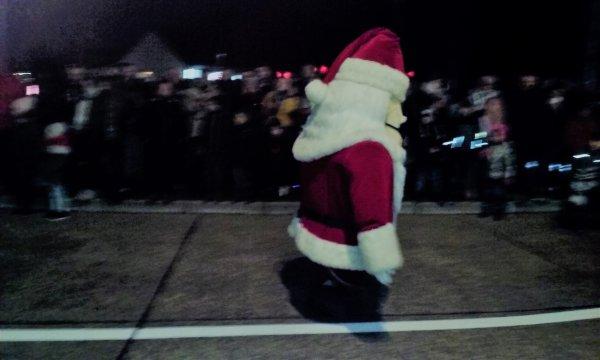 Parade de Noël  RTL - 2017 à Seraing
