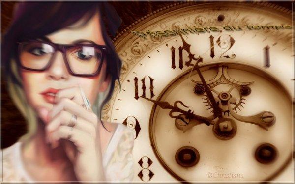 Es-tu prisonnière du temps