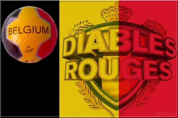 Quel sera l'Hymne Belge pour la coupe du monde de Football 2018 ?