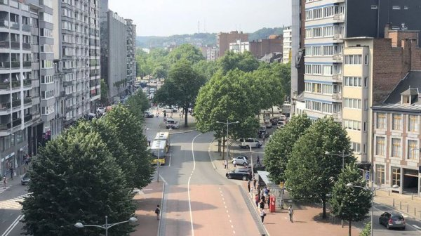 Attentat à Liège - ce29 Mai 2018