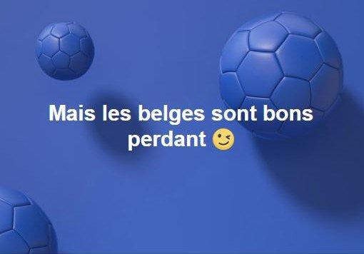 Demi- Finale France -Belgique
