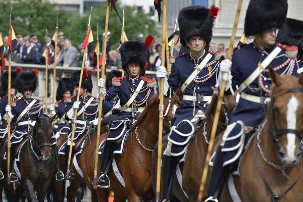 Défilé Militaire 21 Juillet - Fête Nationale belge