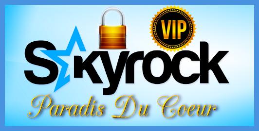 Une partie de mon blog est secrète(VIP) Règlementation pour devenir VIP