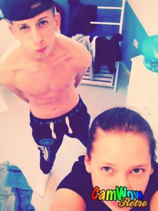 Moi et la soeur <3