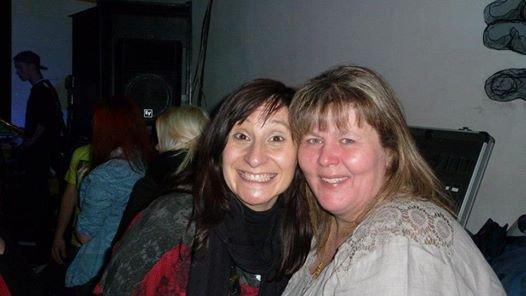Sandrine et moi