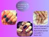 Les Nail-Art du moment ! ..