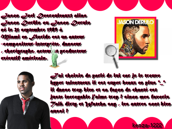 ● • Jason derulo  ● •