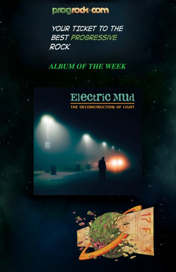 album of the week at progrock.com