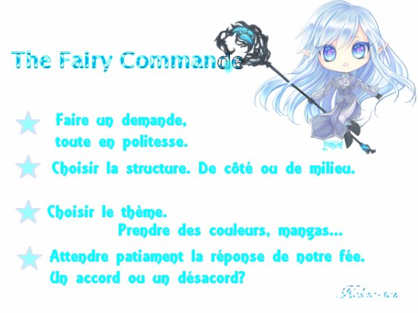 The Fairy Commande