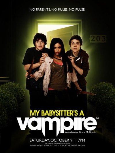 Film De Vampire: Ma Baby-Sitter Est Un Vampire!