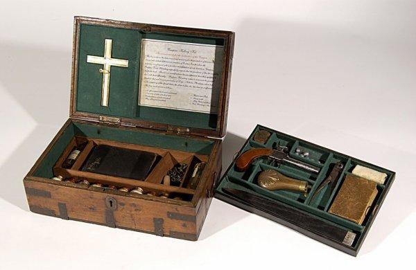 Les kits de chasseurs de vampires et le Professeur Ernst Blomberg
