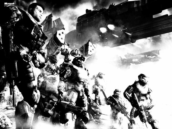 Halo reach image !!