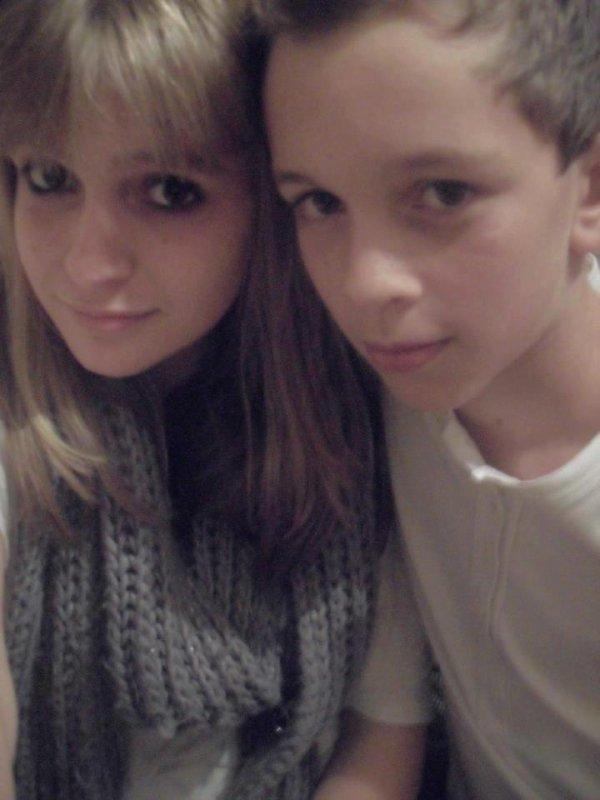 La Cousine et moi. <3
