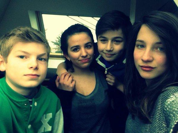 Les 4 meilleurs de tous! :)