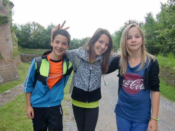 Maxence,Elise,Clara