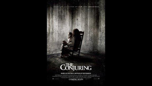 LE NOUVEAU FILM DHORREUR DE 2013 THE CONJURING