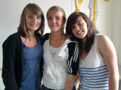 Mes copines d'amouuur!