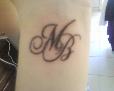 Mon Tatouage M A R S Mon Pays