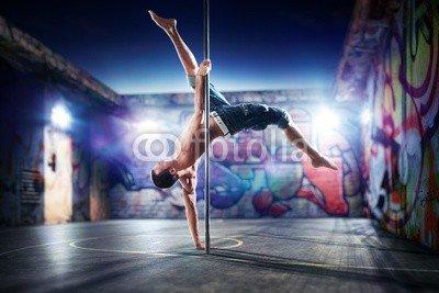 Pool Dance Masculin