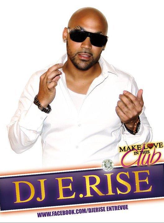 DJ E-RISE & ENTREVUE présentent la tournée de septembre