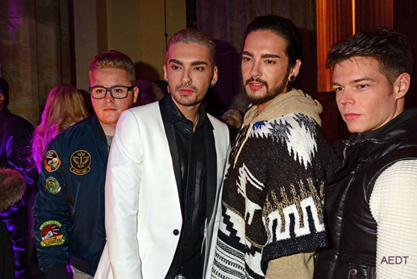 Tokio Hotel @ Backstage New Years Eve Party.