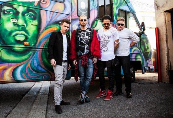"""Tokio Hotel """"Jam in the Van"""""""