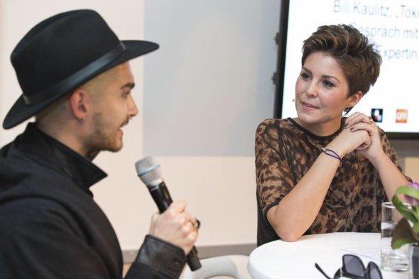 Bill Kaulitz @ #BestBrands Gala (Red Carpet) - Munich, Germany 11.02.2015