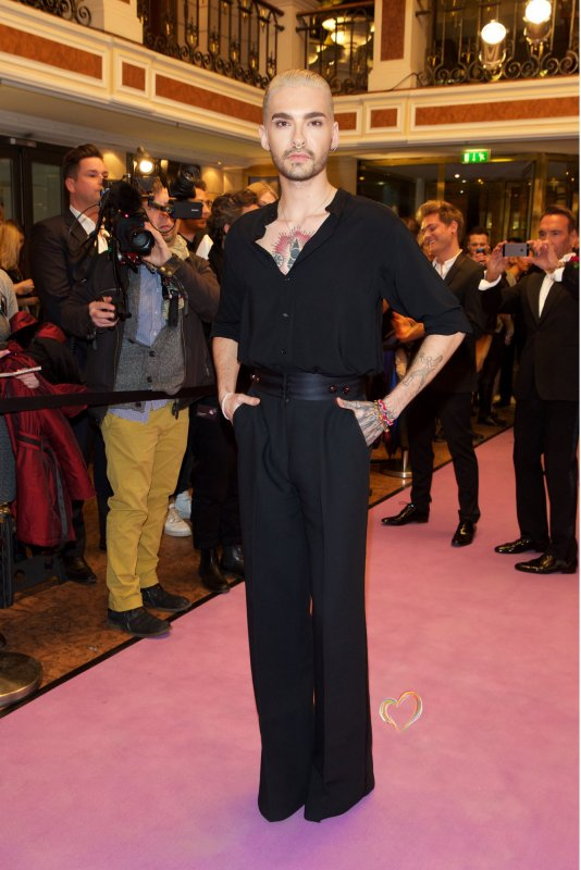 Bill Kaulitz @ Best Brands (RTL news)