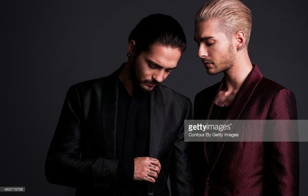 Photo Just Jared Bill et Tom...