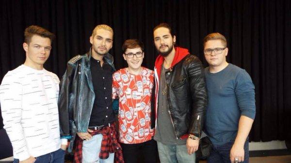 4 nouvelles photos Interview  ESKA (Poland) - Berlin, 28.02.2015.