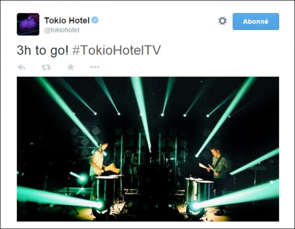 Twitter Tokio Hotel